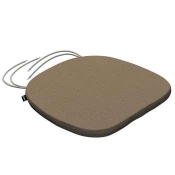 Siedzisko Bartek na krzesło 40x37x2,5cm w kolekcji Chenille, tkanina: 702-21