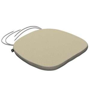 Siedzisko Bartek na krzesło 40x37x2,5cm w kolekcji Chenille, tkanina: 702-22