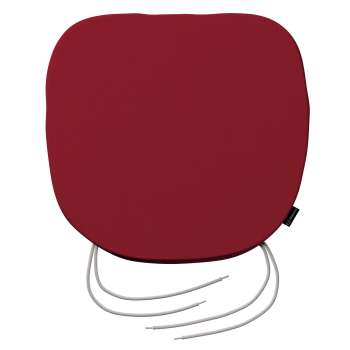Siedzisko Bartek na krzesło 40x37x2,5cm w kolekcji Chenille, tkanina: 702-24