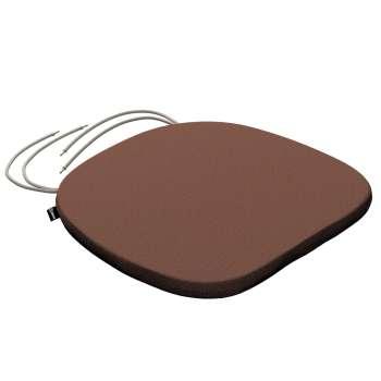Siedzisko Bartek na krzesło 40x37x2,5cm w kolekcji Loneta, tkanina: 133-09