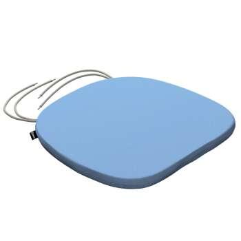 Siedzisko Bartek na krzesło 40x37x2,5cm w kolekcji Loneta, tkanina: 133-21