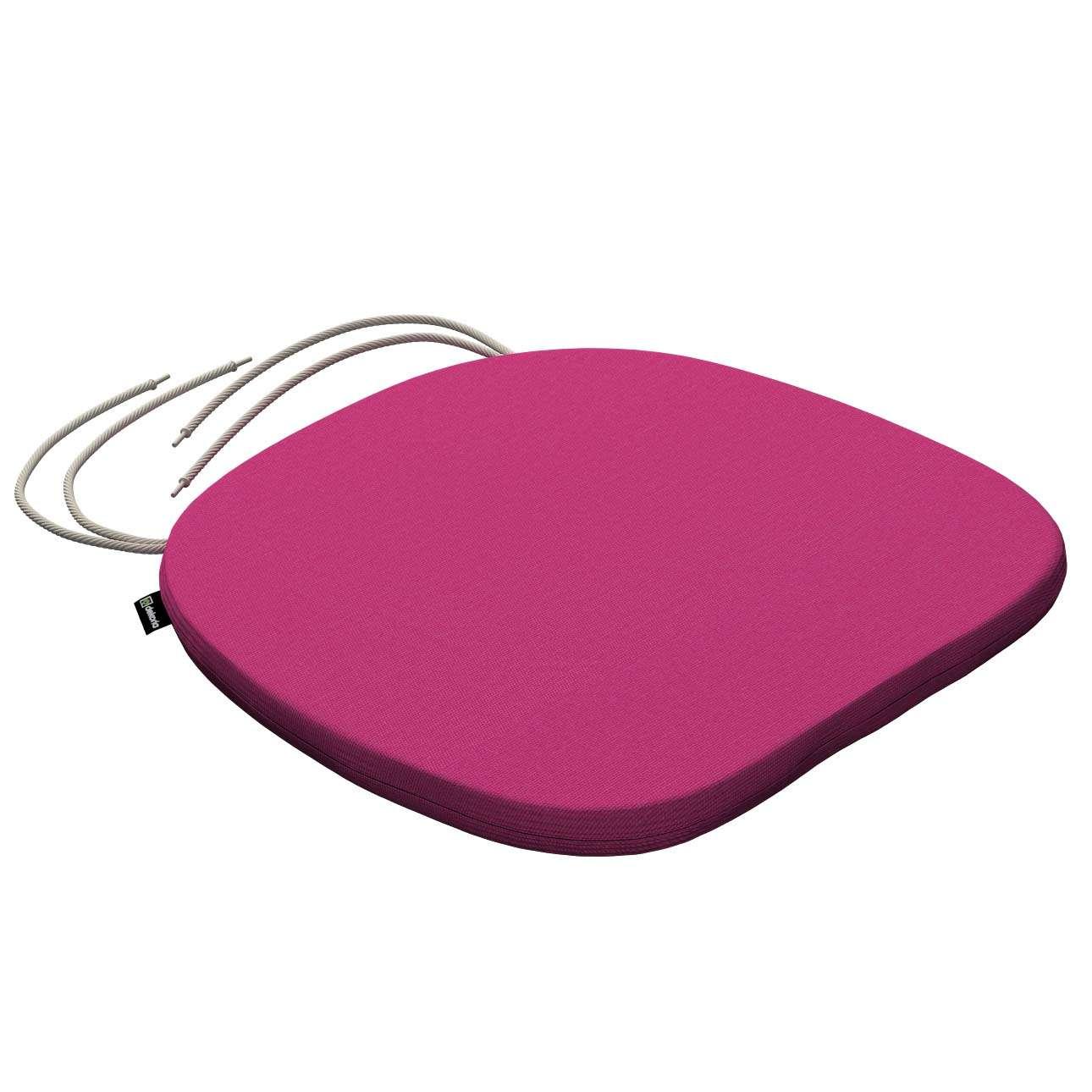 Siedzisko Bartek na krzesło 40x37x2,5cm w kolekcji Loneta, tkanina: 133-60