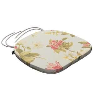 Siedzisko Bartek na krzesło 40x37x2,5cm w kolekcji Londres, tkanina: 123-65