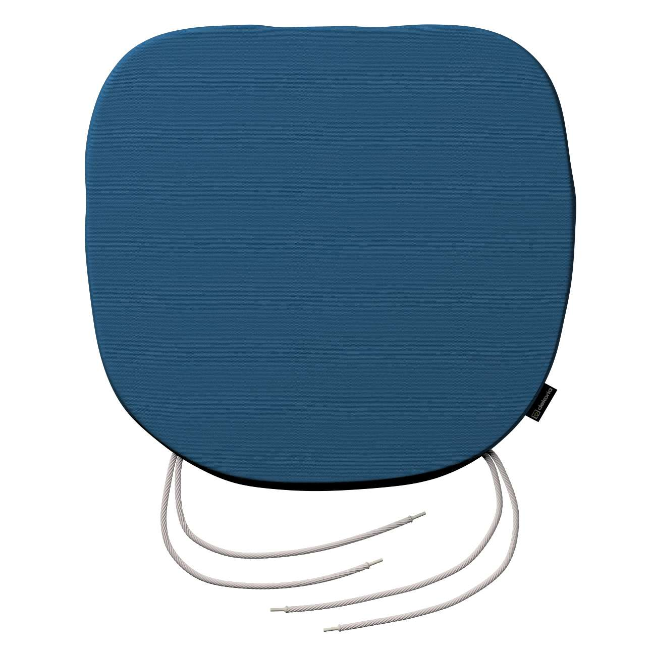 Siedzisko Bartek na krzesło 40x37x2,5cm w kolekcji Cotton Panama, tkanina: 702-30