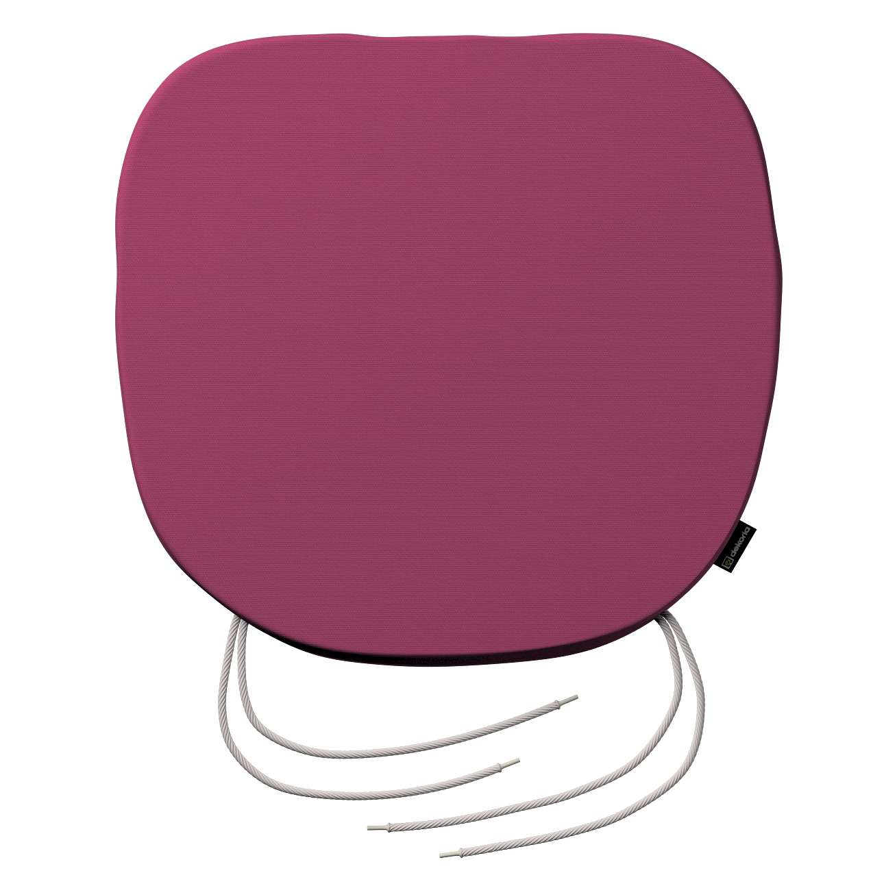 Siedzisko Bartek na krzesło 40x37x2,5cm w kolekcji Cotton Panama, tkanina: 702-32
