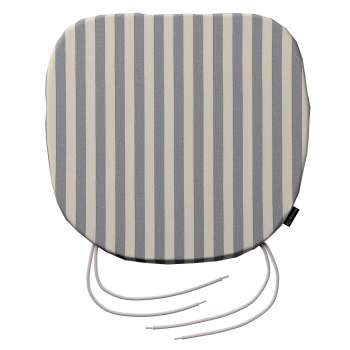 Kėdės pagalvėlė Bartek  40 × 37 × 2,5 cm kolekcijoje Quadro, audinys: 136-02