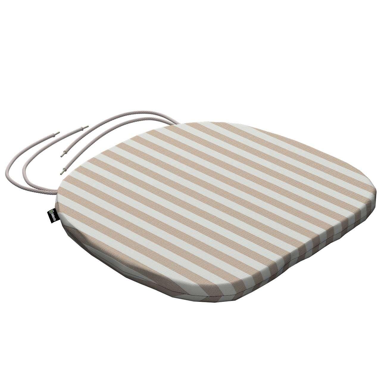 Kėdės pagalvėlė Bartek  40 x 37 x 2,5 cm kolekcijoje Quadro, audinys: 136-07
