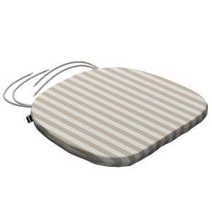 Siedzisko Bartek na krzesło 40x37x2,5cm w kolekcji Quadro, tkanina: 136-07