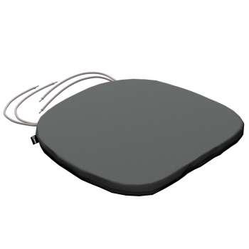 Siedzisko Bartek na krzesło 40x37x2,5cm w kolekcji Quadro, tkanina: 136-14