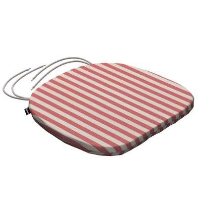 Siedzisko Bartek na krzesło w kolekcji Quadro, tkanina: 136-17