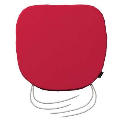 Siedzisko Bartek na krzesło 136-19 czerwony Kolekcja Quadro