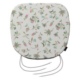 Siedzisko Bartek na krzesło 40x37x2,5cm w kolekcji Londres, tkanina: 122-02