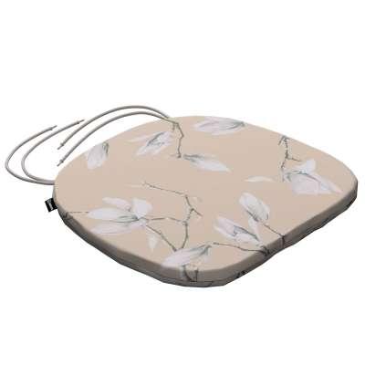 Siedzisko Bartek na krzesło w kolekcji Flowers, tkanina: 311-12