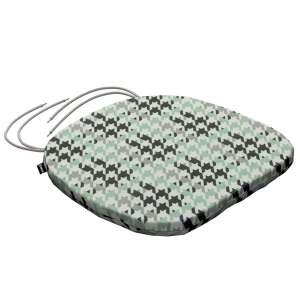 Siedzisko Bartek na krzesło 40x37x2,5cm w kolekcji Brooklyn, tkanina: 137-77