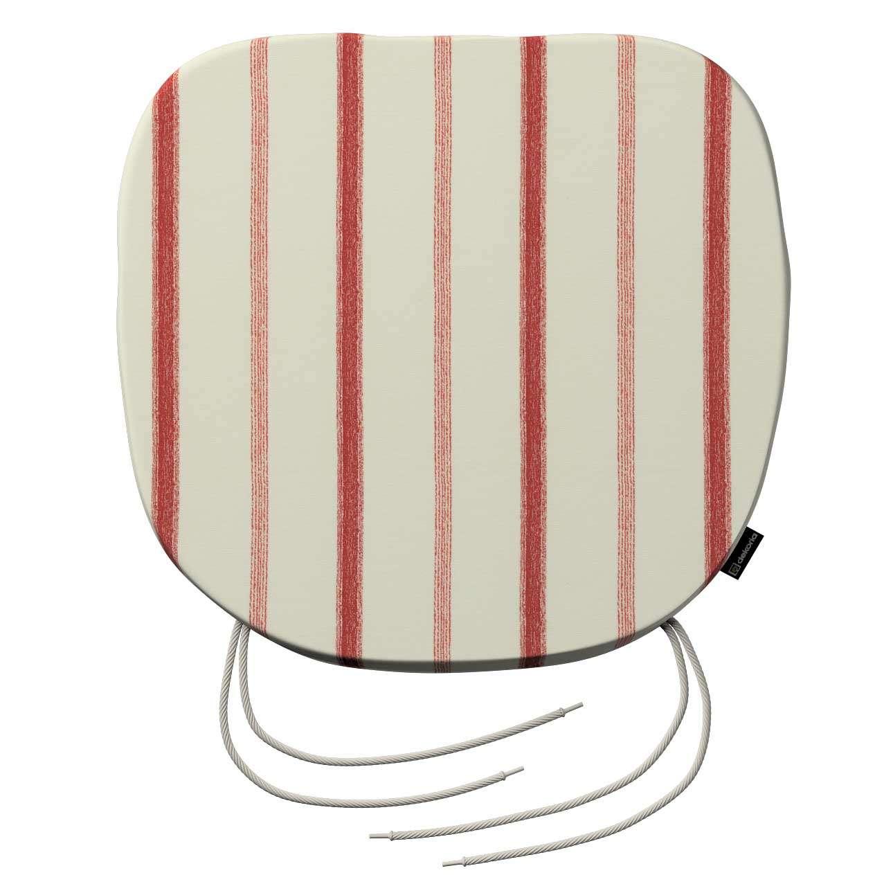 Siedzisko Bartek na krzesło w kolekcji Avinon, tkanina: 129-15