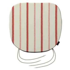 Siedzisko Bartek na krzesło 40x37x2,5cm w kolekcji Avinon, tkanina: 129-15