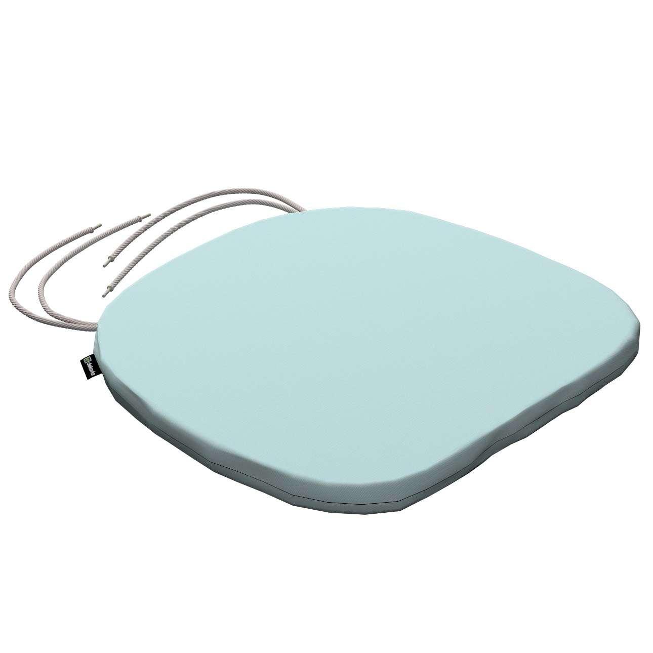 Siedzisko Bartek na krzesło 40x37x2,5cm w kolekcji Cotton Panama, tkanina: 702-10
