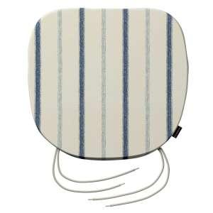 Siedzisko Bartek na krzesło 40x37x2,5cm w kolekcji Avinon, tkanina: 129-66