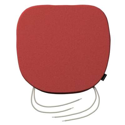 Bart seat pad with ties 142-33 muted red Collection SALE