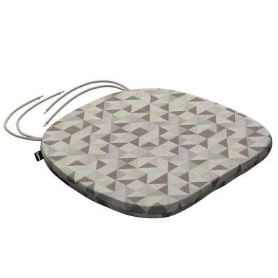 Siedzisko Bartek na krzesło 142-85 srebrno-szare Kolekcja do -50%