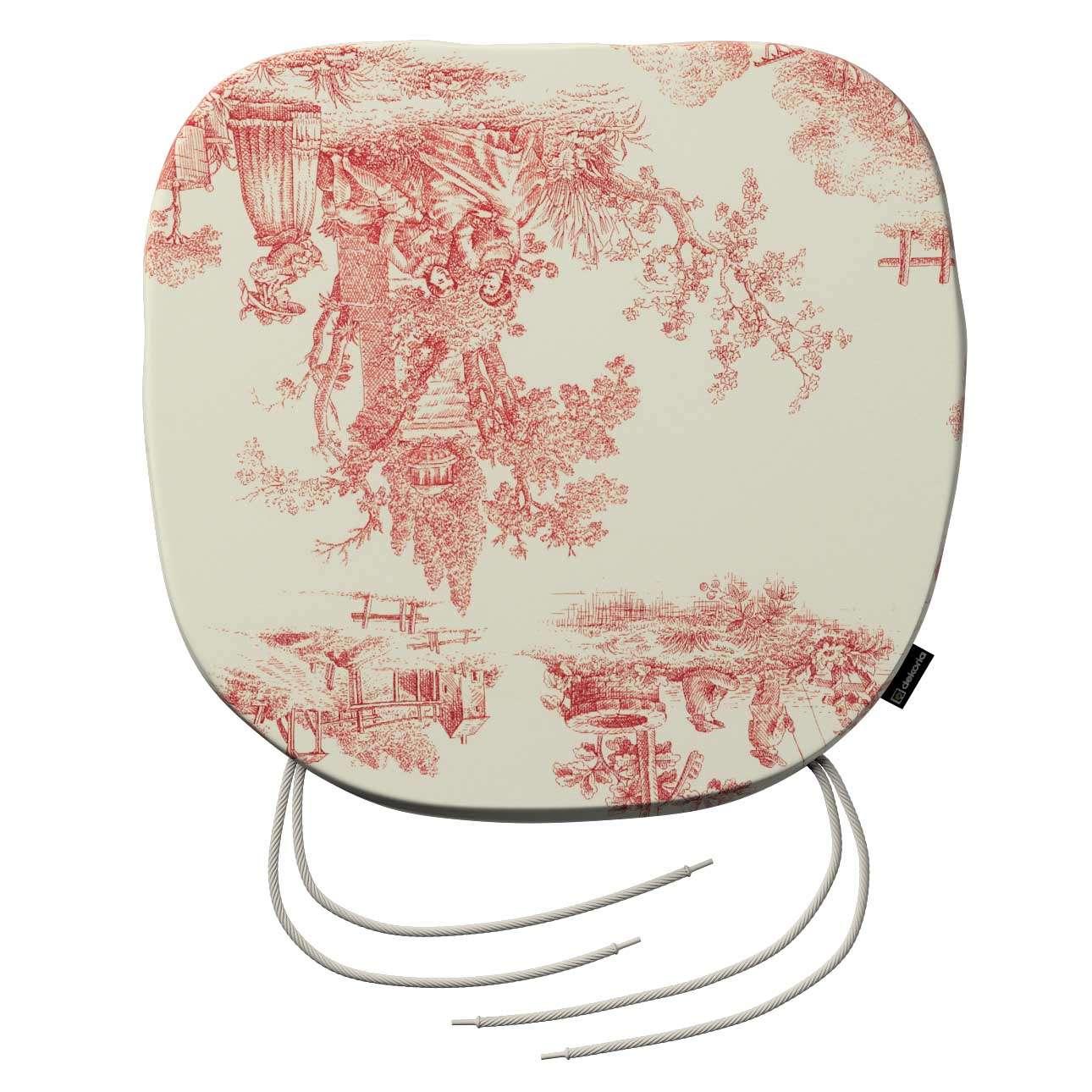Kėdės pagalvėlė Bartek  40 x 37 x 2,5 cm kolekcijoje Avinon, audinys: 132-15