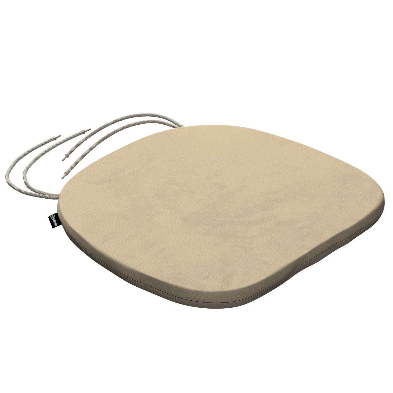 Siedzisko Bartek na krzesło w kolekcji Living, tkanina: 160-82