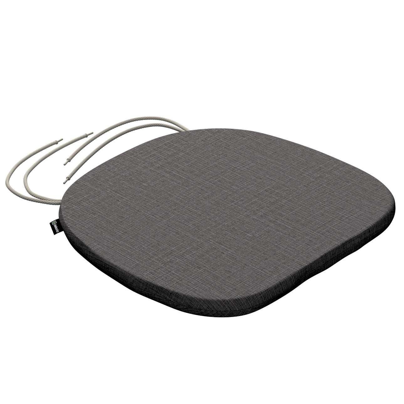 Siedzisko Bartek na krzesło w kolekcji Living, tkanina: 161-16