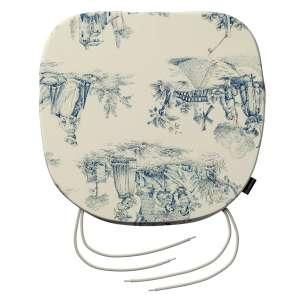 Kėdės pagalvėlė Bartek  40 x 37 x 2,5 cm kolekcijoje Avinon, audinys: 132-66