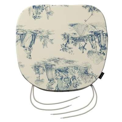 Siedzisko Bartek na krzesło w kolekcji Avinon, tkanina: 132-66
