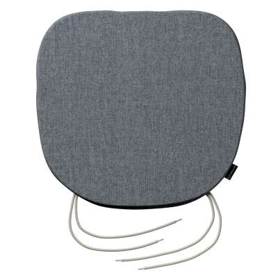 Bart seat pad with ties 704-86 graphite - gray Collection City