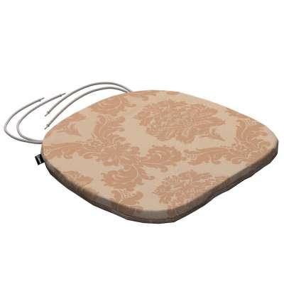 Siedzisko Bartek na krzesło w kolekcji Damasco, tkanina: 613-04