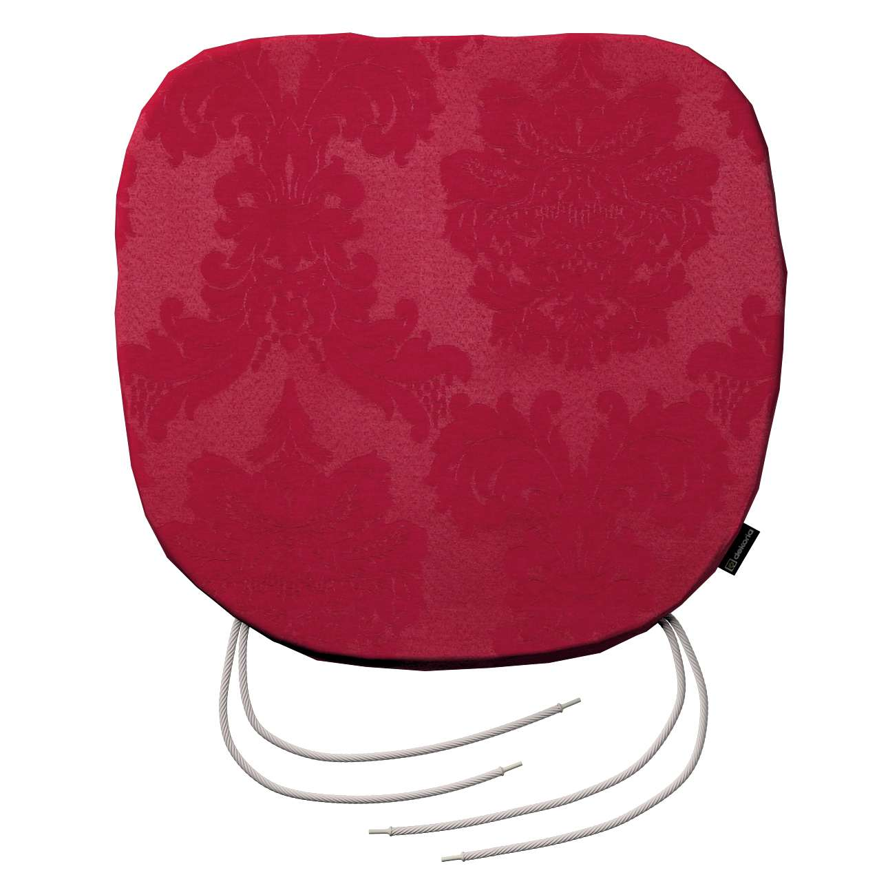 Kėdės pagalvėlė Bartek  40 x 37 x 2,5 cm kolekcijoje Damasco, audinys: 613-13