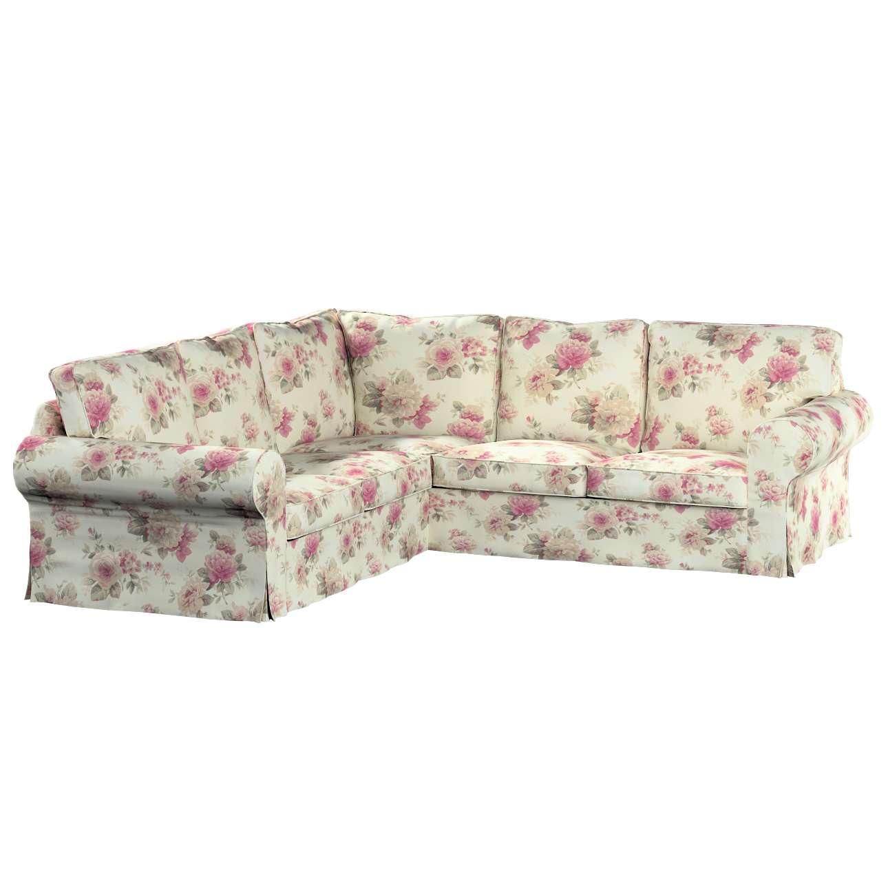 Ektorp kampinė sofa Ektorp kampinė sofa kolekcijoje Mirella, audinys: 141-07