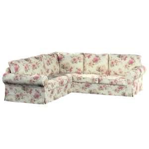 Pokrowiec na sofę Ektorp narożną Sofa Ektorp narożna w kolekcji Mirella, tkanina: 141-07