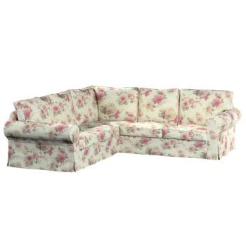 Potah na pohovku IKEA  Ektorp rohová pohovka Ektorp rohová v kolekci Mirella, látka: 141-07