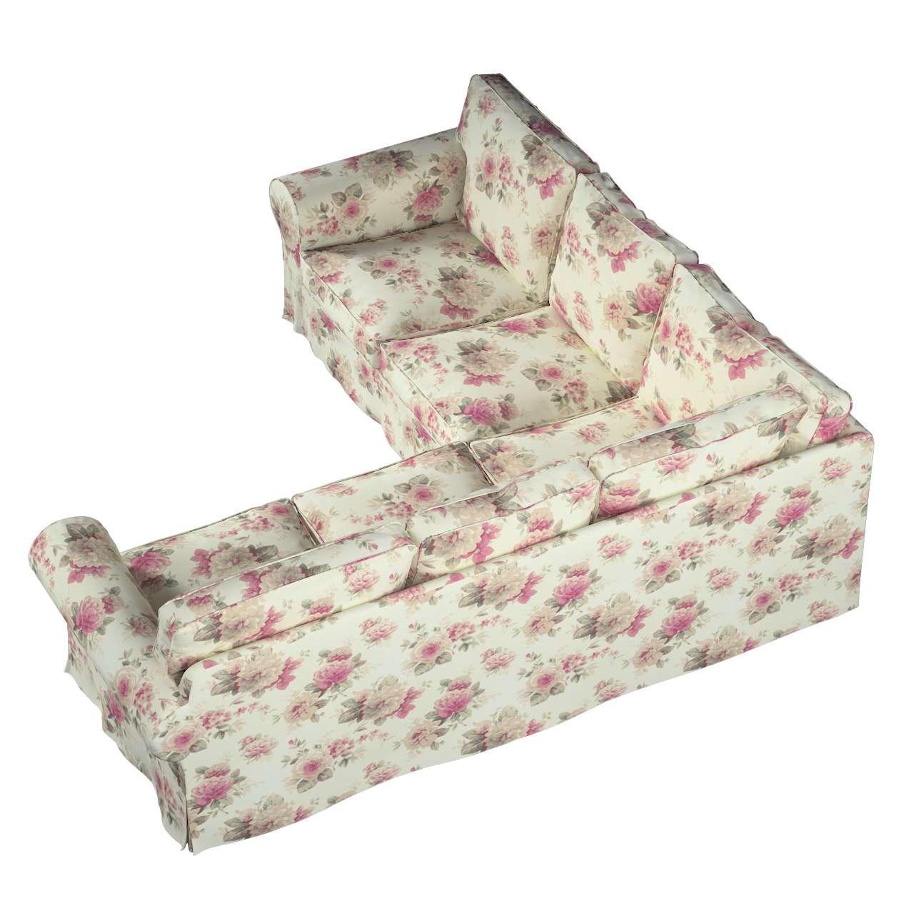 Pokrowiec Ektorp na sofę w kolekcji Mirella, tkanina: 141-07