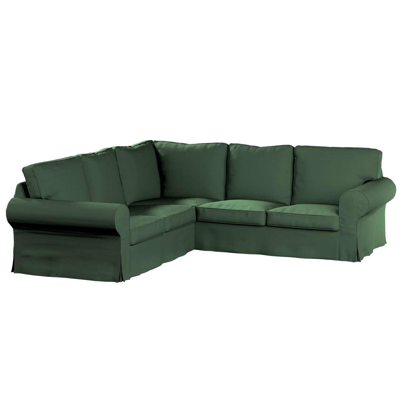 Pokrowiec Ektorp na sofę Sofa Ektorp narożna w kolekcji Cotton Panama, tkanina: 702-06
