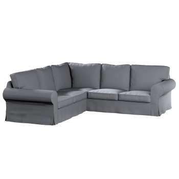 Pokrowiec na sofę Ektorp narożną Sofa Ektorp narożna w kolekcji Cotton Panama, tkanina: 702-07