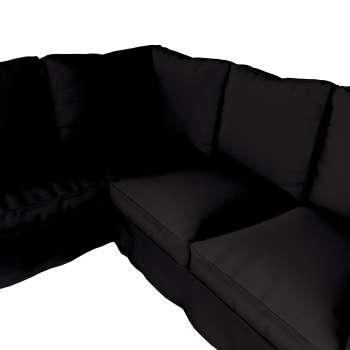 Pokrowiec Ektorp na sofę narożną w kolekcji Cotton Panama, tkanina: 702-08