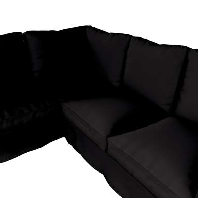 Pokrowiec na sofę narożną Ektorp w kolekcji Cotton Panama, tkanina: 702-09