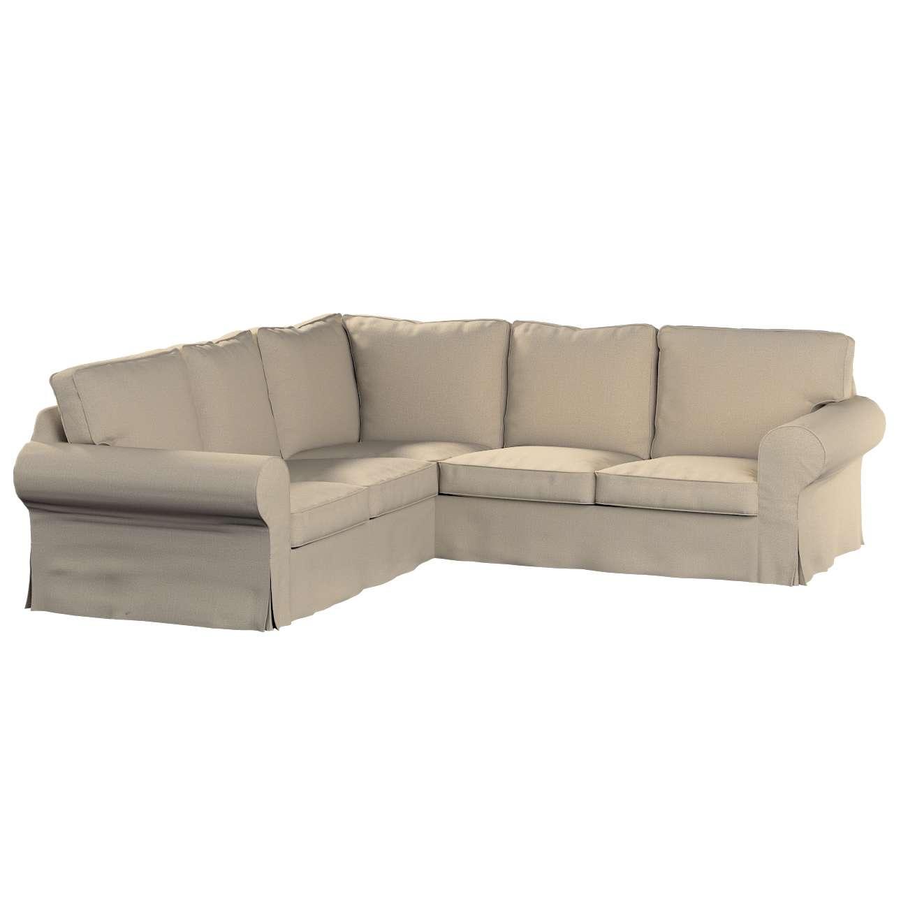 Pokrowiec na sofę narożną Ektorp w kolekcji Edinburgh, tkanina: 115-78