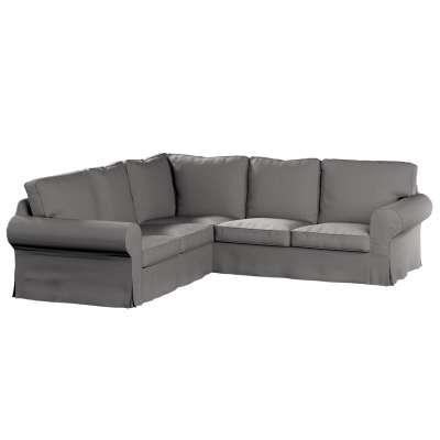 Pokrowiec na sofę narożną Ektorp w kolekcji Edinburgh, tkanina: 115-81