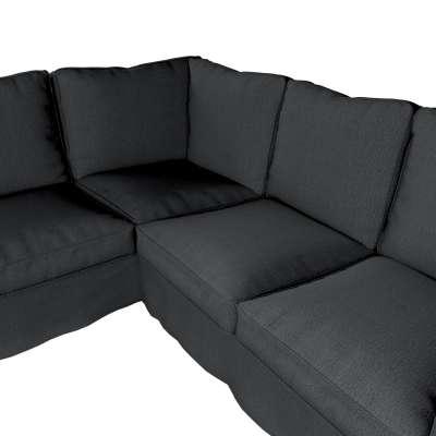 Pokrowiec Ektorp na sofę narożną w kolekcji Chenille, tkanina: 702-20
