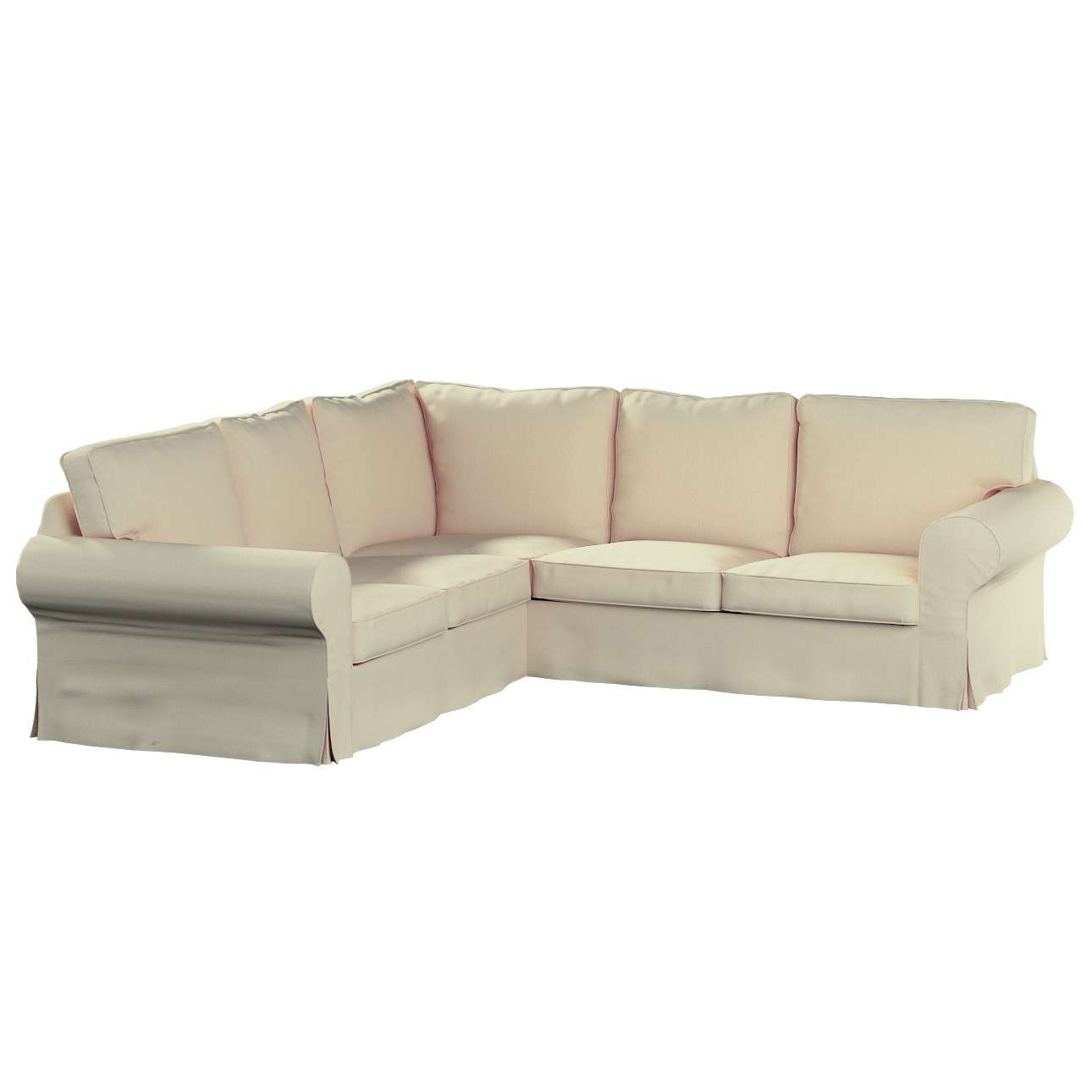 Ektorp kampinė sofa Ektorp kampinė sofa kolekcijoje Chenille, audinys: 702-22