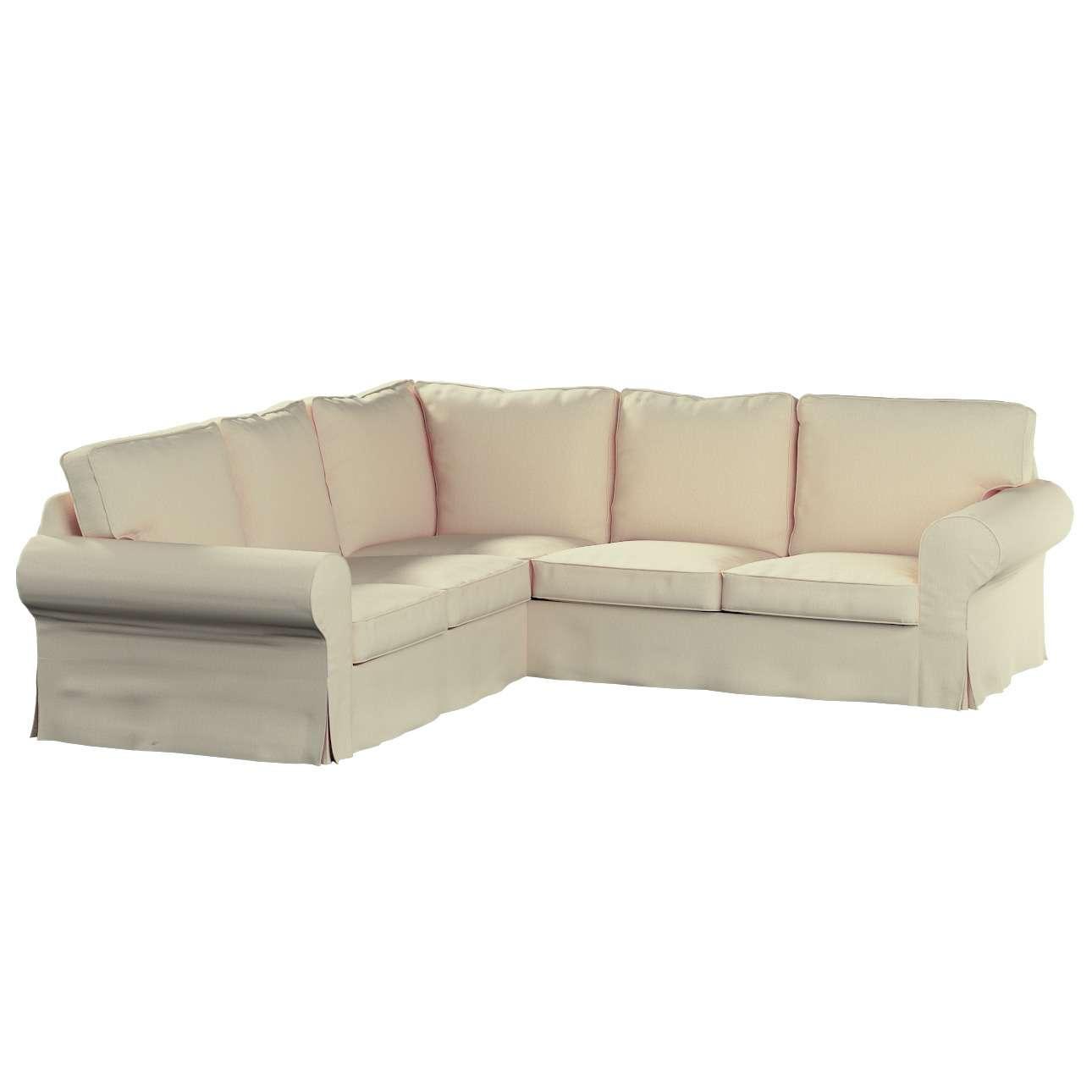 Pokrowiec na sofę Ektorp narożną Sofa Ektorp narożna w kolekcji Chenille, tkanina: 702-22