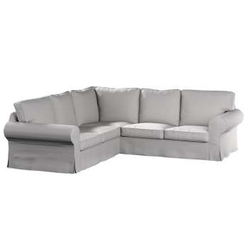 Pokrowiec na sofę Ektorp narożną Sofa Ektorp narożna w kolekcji Chenille, tkanina: 702-23