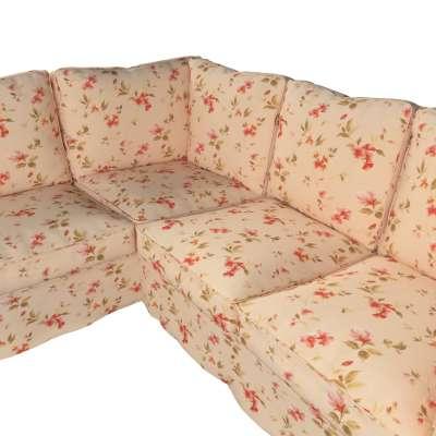 Pokrowiec na sofę narożną Ektorp w kolekcji Londres, tkanina: 124-05
