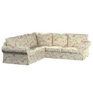 Pokrowiec na sofę Ektorp narożną Sofa Ektorp narożna w kolekcji Londres, tkanina: 124-65