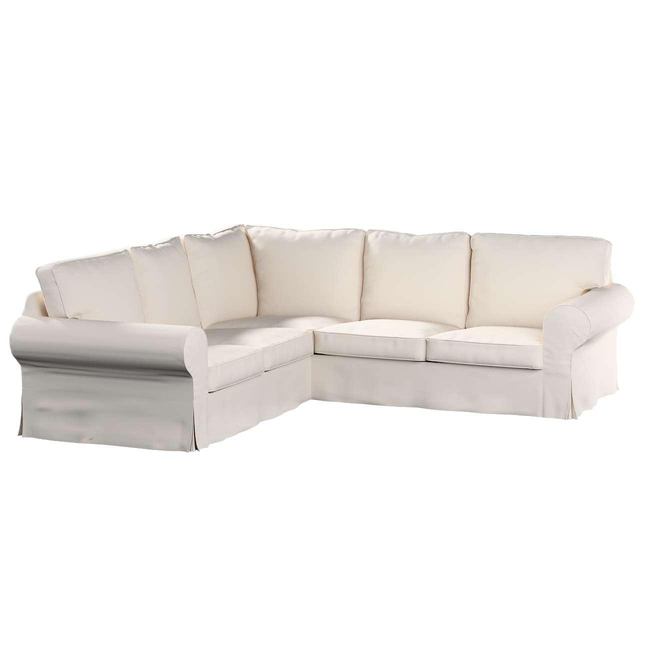 Pokrowiec na sofę Ektorp narożną Sofa Ektorp narożna w kolekcji Etna , tkanina: 705-01