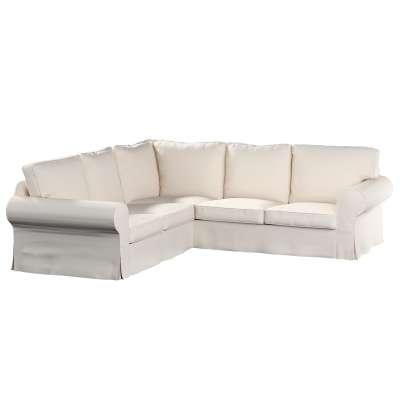 Pokrowiec na sofę narożną Ektorp w kolekcji Etna, tkanina: 705-01